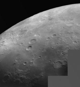 Astrofotografie: Mond