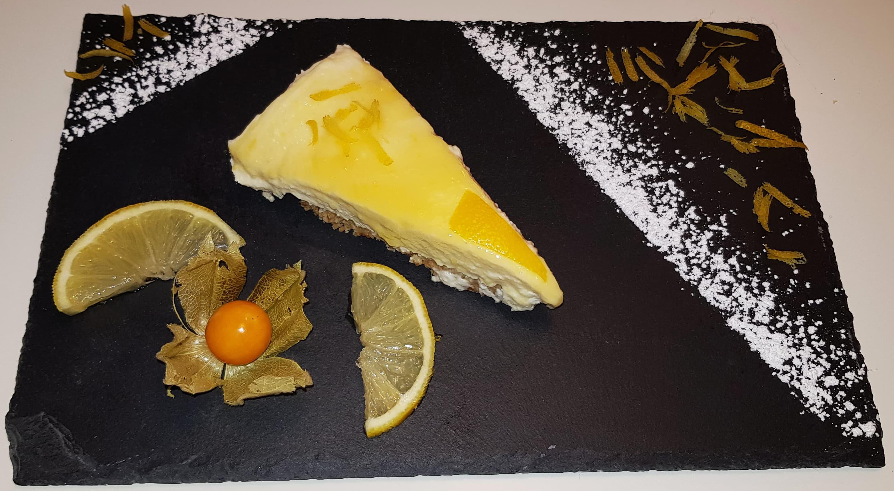 Käsekuchen und seine Varianten – Lemon Cheesecake