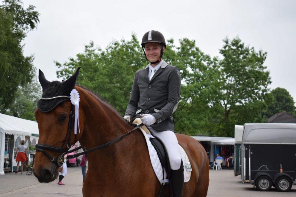 Pferd und Reiter Ausstattung