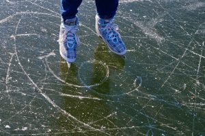moodle-Eisfläche