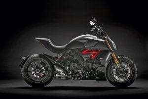 Ducati - XDiavel. Für Vergleich verwendet.