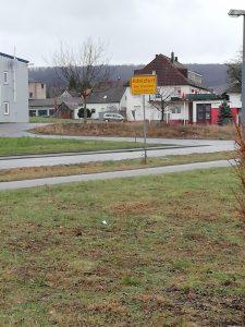 Kein schöner Ort, um tot umzufallen – Adolzfurt, Nähe Heilbronn.